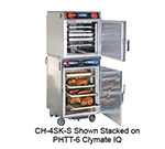 Fwe - Food Warming Equipment CH-4-SK-S Commercial Smoker Oven with Cook & Hold, 120v