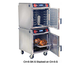 FWE - Food Warming Equipment CH-6-SK-S Commercial Smoker Oven with Cook & Hold, 208v/1ph