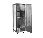 FWE ETC-1826-15-40 Enclosed Transport Cabinet, Full Height, 40 Slides for 18 x 26in Trays