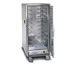 FWE ETC-UA-10HD Heated Transport Cabinet, Full Height, 10-Tray Capacity, Stainless, 220v/1ph