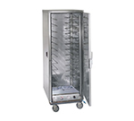 FWE ETC-UA-12HD Heated Transport Cabinet, Full Height, 12-Tray Slides, Stainless, 220v/1ph