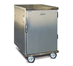 FWE ETC-UA-5 220 Enclosed Transport Cabinet, Under Counter, 5 Tray Slides, Stainless, 220/1V