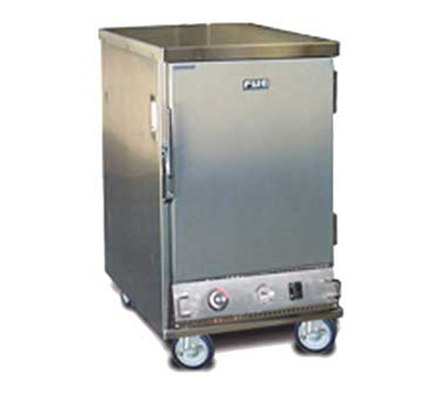 FWE ETC-UA-6HD Heated Transport Cabinet, Half Height, 6-Tray Slides, Stainless, 220v/1ph