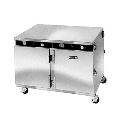 FWE HLC-14 120 Handy Line Heated Cabinet, Mobile, Half-Height, 14-Pan Rack Capacity, 120V