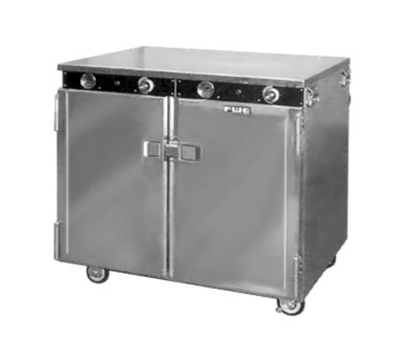 FWE HLC-16 Undercounter Mobile Heated Cabinet w/ (16) Pan Capacity, 120v