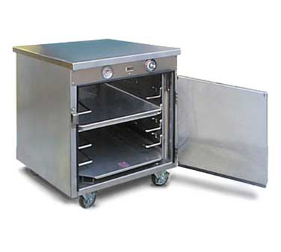 FWE HLC-1826-4(A) 120 Handy Line Heated Cabinet, CounterTop, Adj.OC, 4-18x26 in. Pan Cap., 120V