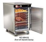 FWE - Food Warming Equipment HLC-1826-8(A)220 Handy Line Heated Cabinet, Half Ht., Adj. 1.5in OC, 8-18x26 in. Pan Cap., 220/1V