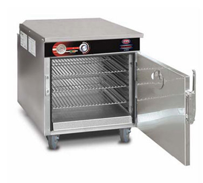 FWE HLC-2125-5 120 Mobile Heated Holding Cabinet w/ 1-Compartment, Under Counter, 3-Shelves, 120V