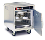 FWE HLC-2127-6220 Mobile Heated Holding Cabinet, Undercounter, Insulated, Stainless, 220/1V