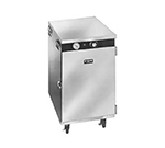 FWE - Food Warming Equipment HLC-8 120 Handy Line Heated Cabinet w/ 1-Comp., Mobile, Half Height, 8-Pan Racks, 120V