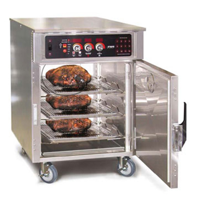 FWE - Food Warming Equipment LCH-6-LV Half-Size Cook and Hold Oven, 120v