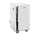 FWE MT-1220-10 120 Mobile Heated Cabinet w/ 1-Door, 10-Pan Capacity, Stainless, 120V