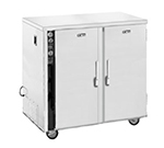 FWE MT-1220-20 1/2-Height Mobile Heated Cabinet w/ (20) Pan Capacity, 120v