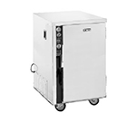 FWE MT-1220-8 120 Mobile Heated Cabinet w/ 1-Door, 8-Pan Capacity, Stainless, 120V