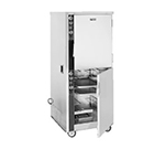 FWE MT-1826-7-7 Full Height Mobile Heated Cabinet w/ (10) Pan Capacity, 120v