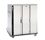 FWE PS-1220-45 120 Mobile Heated Cabinet w/ 3-Doors, 45-Pan Capacity, Insulated, Stainless, 120V
