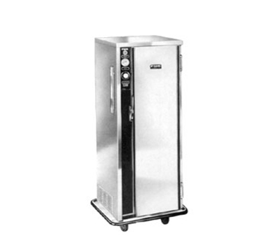 FWE PS-1220-15 120 Mobile Heated Cabinet w/ 1-Door, 15-Pan Capacity, Insulated, Stainless, 120V