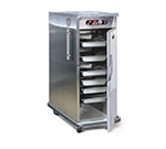 FWE PST-10 1/2-Height Mobile Heated Cabinet w/ (10) Pan Capacity, 120v