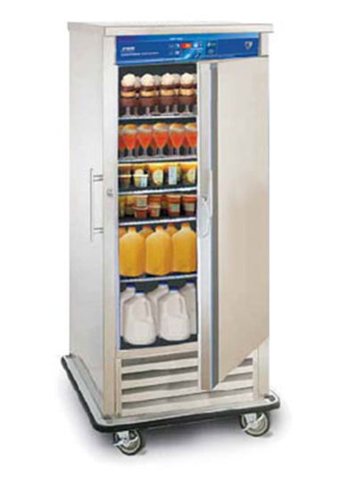 "FWE RF-30 32"" One Section Commercial Refrigerator Freezer - Solid Door, Bottom Compressor, 120v"