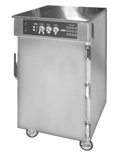 FWE RH-10 2081 Rethermalizer-Holding, 10-Slides, 10-Bun Pans/80-Meal Trays, Stainless, 208/1V
