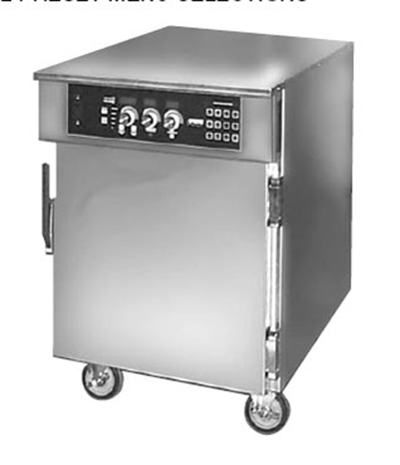 FWE - Food Warming Equipment RH-B-12 Rethermalizer-Holding, Dual Cycle, 12-Baskets or 120-Meal Capacity, 220v/1ph