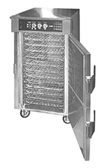 FWE RH-B-24HO High-Output, Rethermalizer-Holding, 24-Baskets or 240-Meal Capacity, 208v/3ph