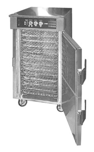 FWE - Food Warming Equipment RH-B-24HO High-Output, Rethermalizer-Holding, 24-Baskets or 240-Meal Capacity, 220v/3ph