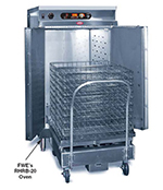 FWE - Food Warming Equipment RHRB-20 2083 Retherm Oven for Basket Docking System, 2-Doors, Stationary, Stainless, 208/3V