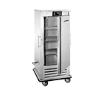 FWE SF-30 120 Mobile Freezer Cabinet w/ 3-Wire Shelves, Insulated, Full-Bumper, 120V