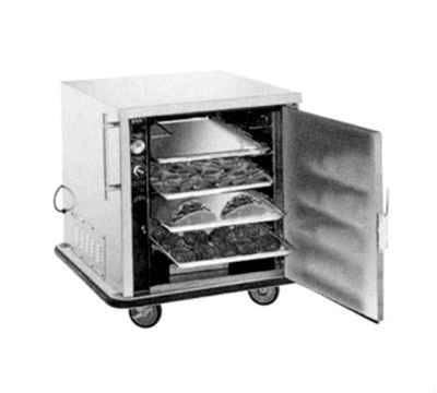 FWE TS-1826-7 1/2-Height Mobile Heated Cabinet w/ (5) Pan Capacity, 120v