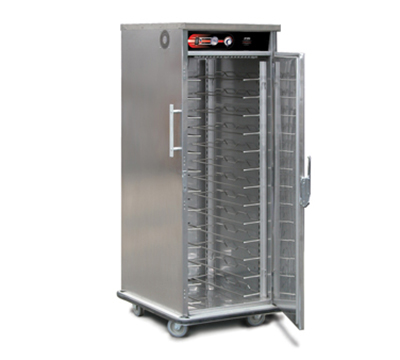 FWE TST-19 Full Height Mobile Heated Cabinet w/ (13) Pan Capacity, 120v