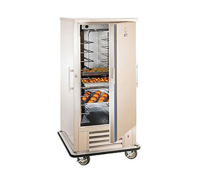 FWE UFS-10 120 Mobile Freezer w/ 1-Section, 10-Univer. Pan Slides, Stainless, 120V