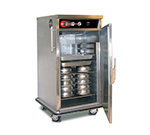 FWE UHST-GN-3240-BQ 1/2-Height Mobile Heated Cabinet w/ (22) Pan Capacity, 120v