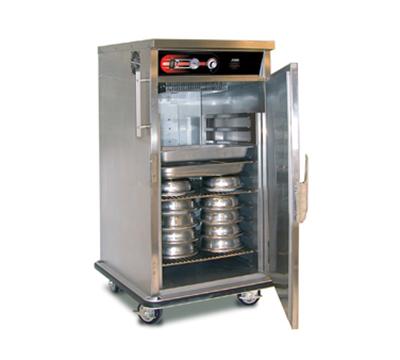 FWE UHST-GN-3240-BQ 120 Mobile UltraUniver. Banquet Cabinet, 1-Door, 32/40-Plate Cap., 2-Shelves, 120V