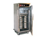 FWE UHST-GN-4860-BQ Full Height Mobile Heated Cabinet w/ (15) Pan Capacity, 120v