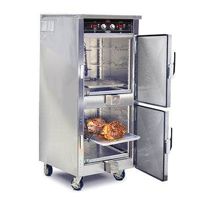 FWE LCH-6-6-SK-G2 Commercial Smoker Oven with Cook & Hold, 208v/1ph