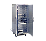 FWE MTU-12 Full Height Mobile Heated Cabinet w/ (12) Pan Capacity, 120v