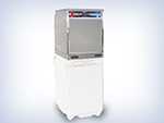FWE - Food Warming Equipment PHTT-4S 120 Clymate Heated Cabinet w/ Push Pull Air, Stackable, Insulated, Stainless, 120V