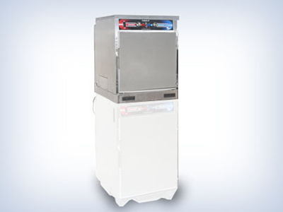 FWE PHTT-4S 120 Clymate Heated Cabinet w/ Push Pull Air, Stackable, Insulated, Stainless, 120V