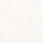 Marko 5152-R 010 15-yd Roll Vinyl Pearlized Linen Tablecloth, 54-in Wide, White