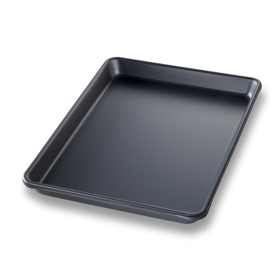 Chicago Metallic 40452 1/4-Size Sheet Pan, Hard Coat Anodized Bakalon