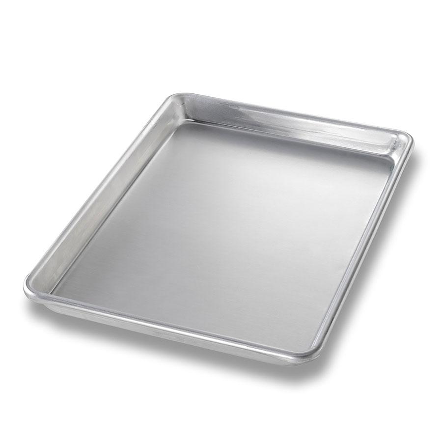 Chicago Metallic 40455 1/4-Size Glazed Sheet Pan, Aluminum