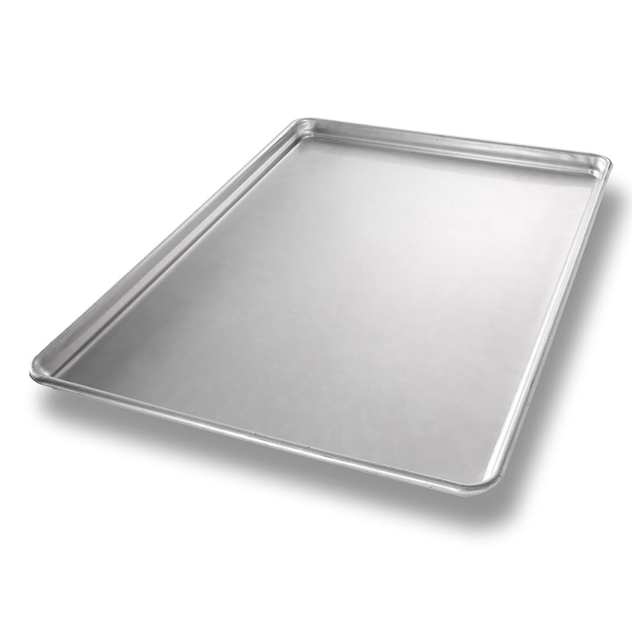 Chicago Metallic 40694 Full-Size StayFlat Sheet Pan, Aluminum