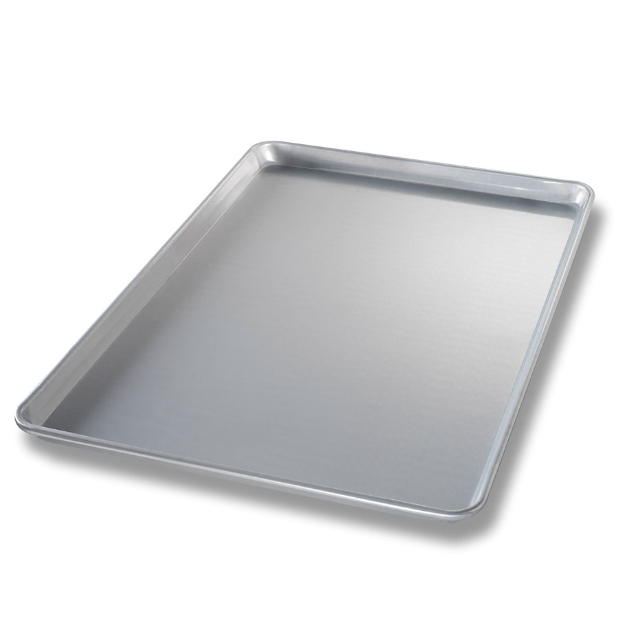Chicago Metallic 40695 Full-Size Glazed Sheet Pan, Aluminum