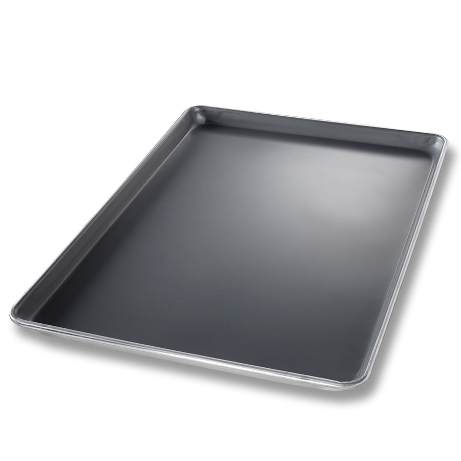 Chicago Metallic 40801 Full-Size Sheet Pan, Aluminum w/ DuraShield