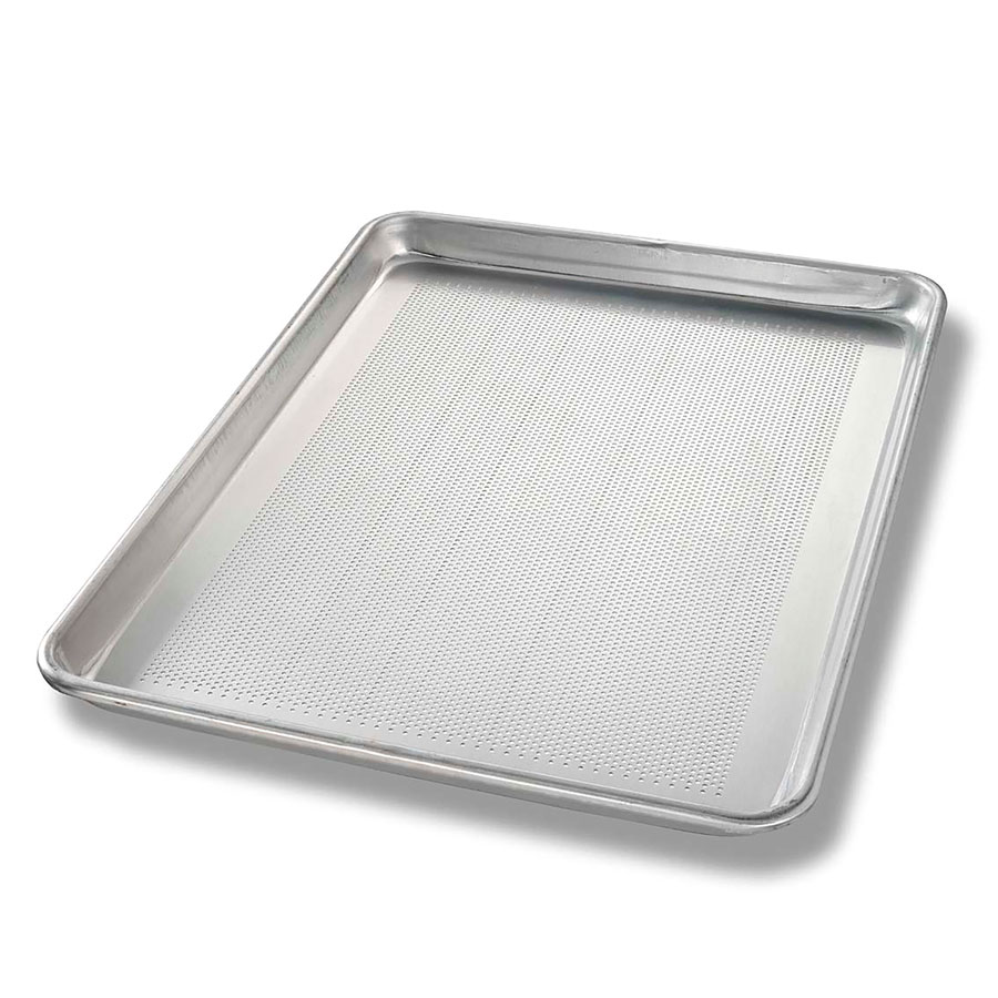 Chicago Metallic 40857 1/2-Size Sheet Pan, Aluminum, Glazed