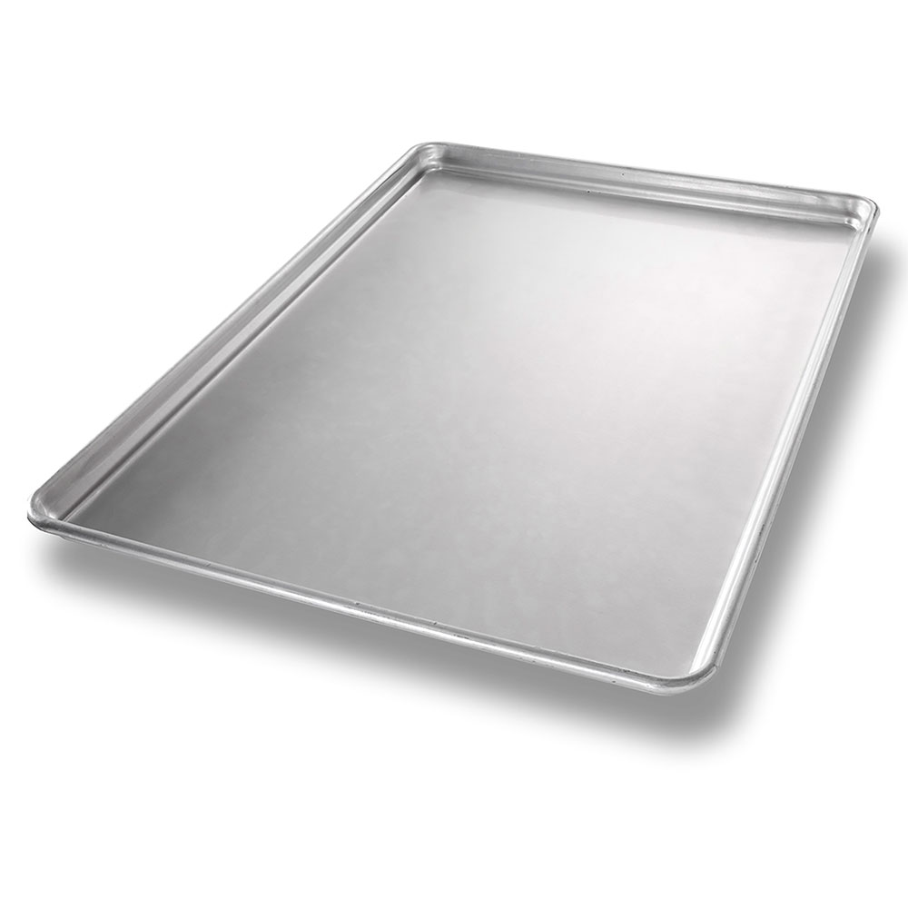 Chicago Metallic 40908 StayFlat™ Full Size Sheet Pan, Aluminum