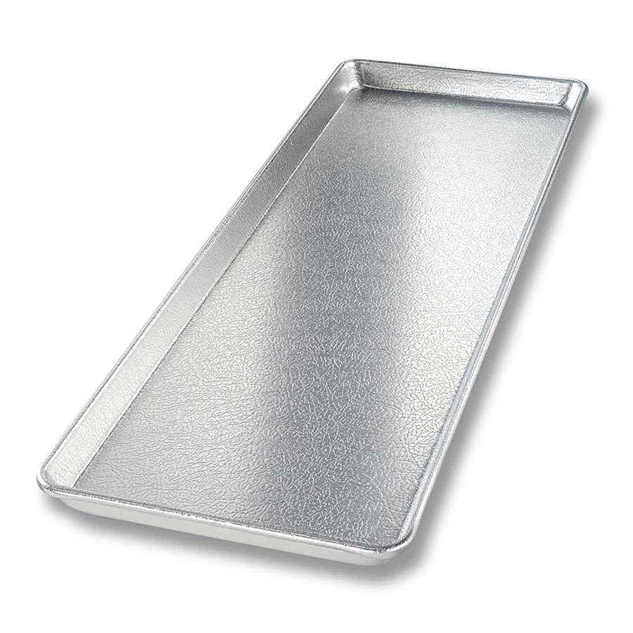"Chicago Metallic 40927 Display Pan, 9 X 26"", Silver Finish, Anodized Aluminum"