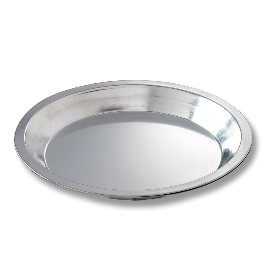 Chicago Metallic 41110 Tin Pie Plate, 9 x 1""