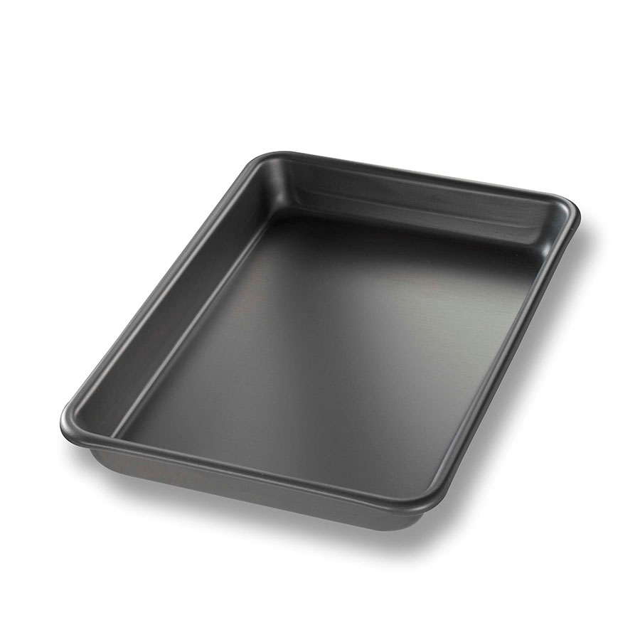 Chicago Metallic 41854 Eighth-Size Sheet Pan - 16-ga Aluminum